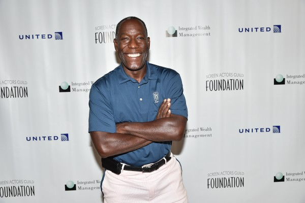James McDaniel at the Screen Actors Guild Foundation 2nd Annual New York Golf Classic benefiting the Catastrophic Health Fund. Photo by Theo Wargo / Getty Images.