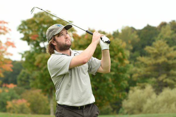 Haley Joel Osment at the Screen Actors Guild Foundation 2nd Annual New York Golf Classic benefiting the Catastrophic Health Fund. Photo by Theo Wargo / Getty Images.