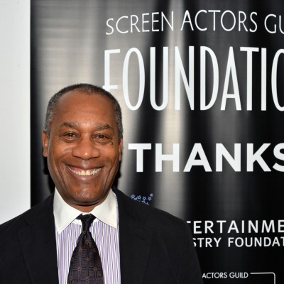 SCANDAL's Joe Morton attends the opening of the SAG Foundation's New York Actors Center, April 30, 2014. Photo by Andrew Walker/Getty Images